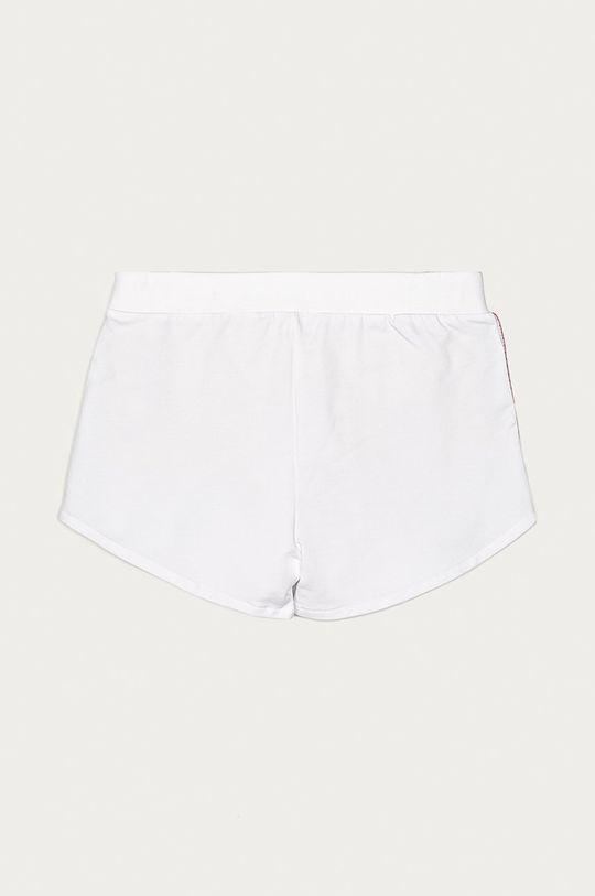 Guess - Dětské kraťasy 116-175 cm bílá