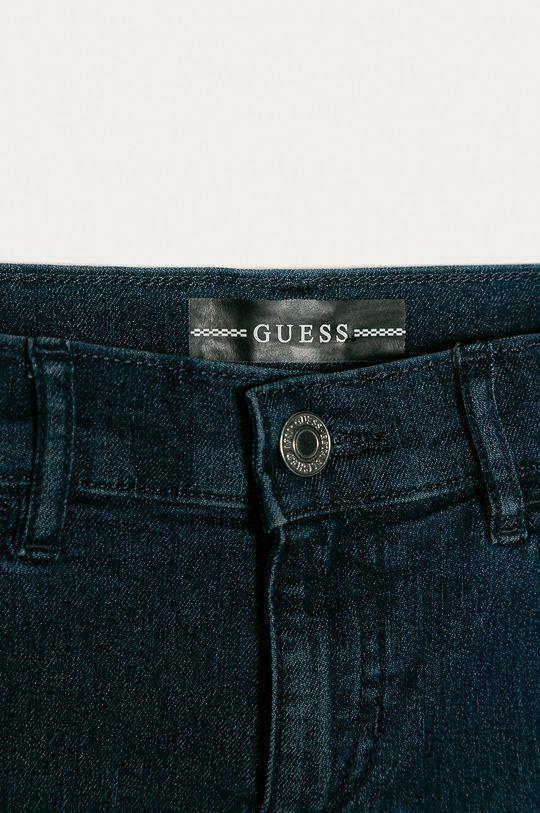 Guess - Dětské riflové kraťasy 116-175 cm  79% Bavlna, 2% Elastan, 19% Polyester