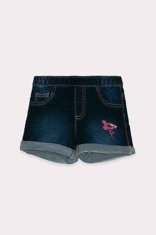 granatowy OVS - Szorty jeansowe dziecięce 104-140 cm Dziewczęcy