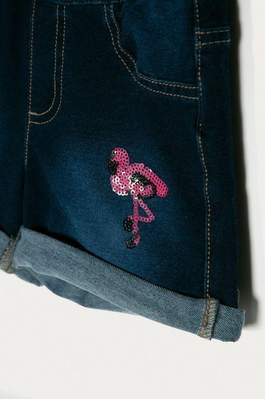 OVS - Szorty jeansowe dziecięce 104-140 cm granatowy