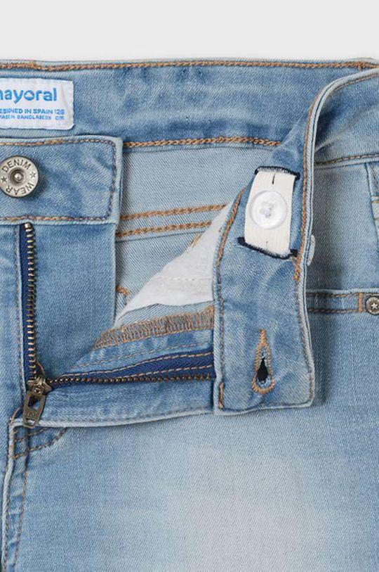 blady niebieski Mayoral - Szorty dziecięce