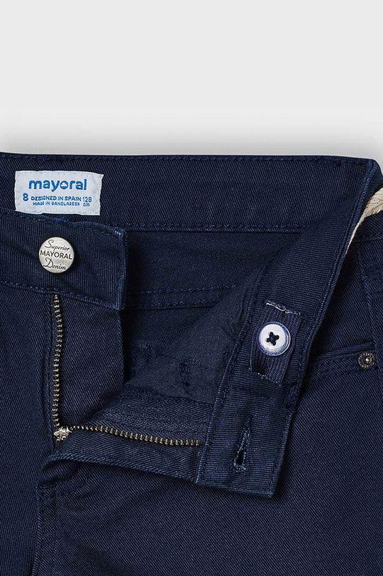 Mayoral - Detské krátke nohavice  98% Bavlna, 2% Elastan