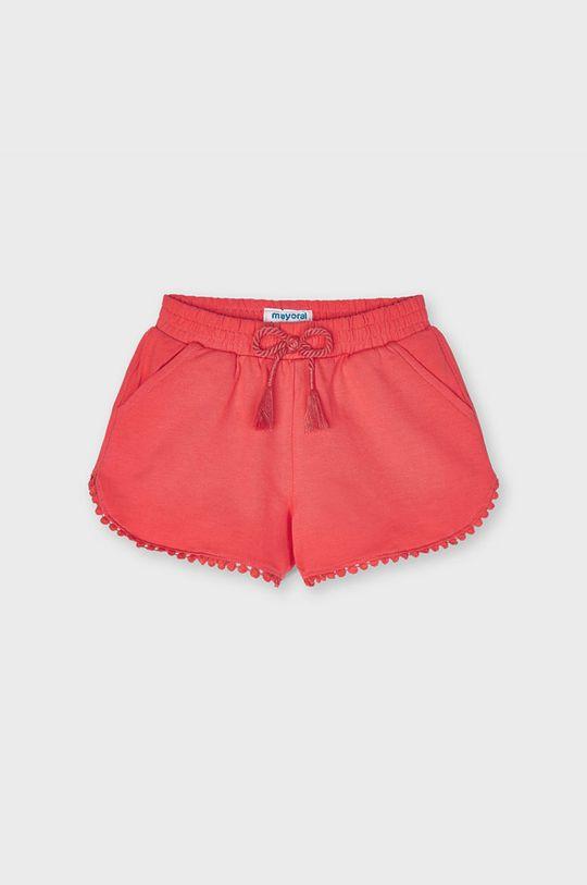Mayoral - Pantaloni scurti copii coral