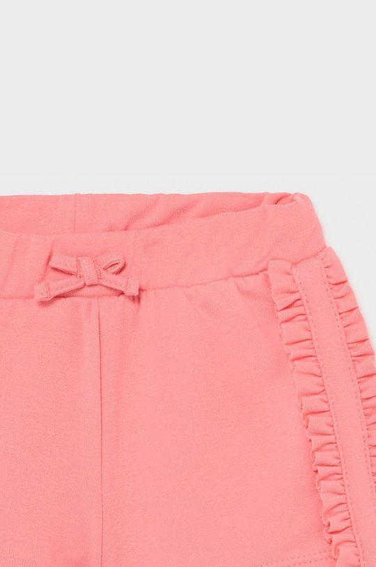 Mayoral - Detské krátke nohavice  95% Bavlna, 5% Elastan