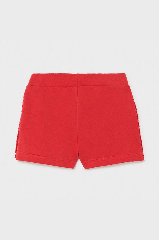 Mayoral - Pantaloni scurti copii rosu