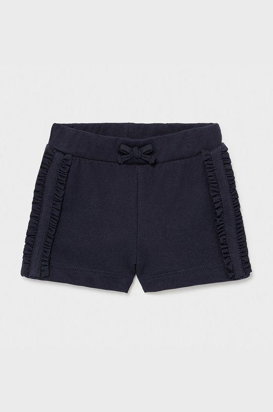tmavomodrá Mayoral - Detské krátke nohavice Dievčenský