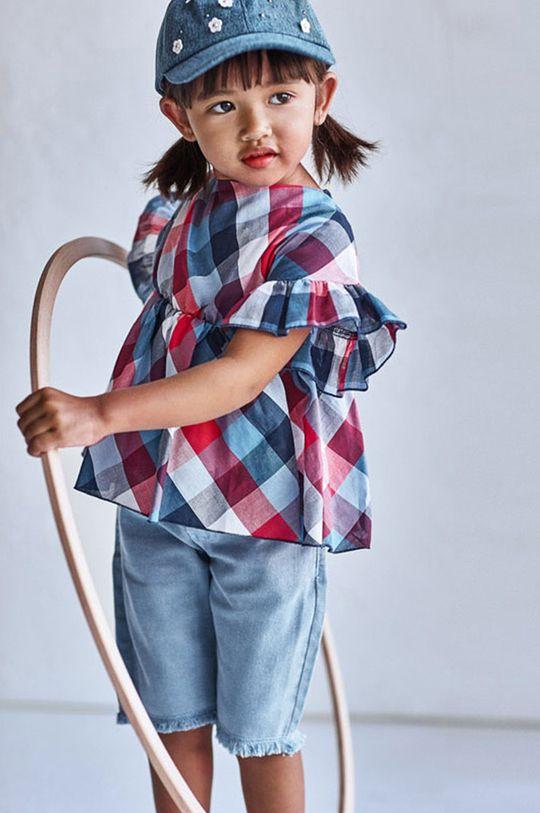 Mayoral - Szorty dziecięce jasny niebieski