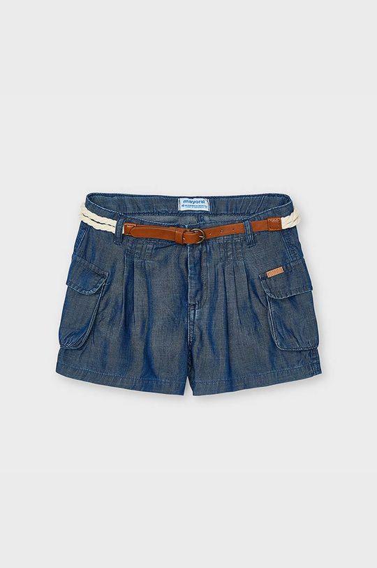 fialová Mayoral - Detské krátke nohavice Dievčenský