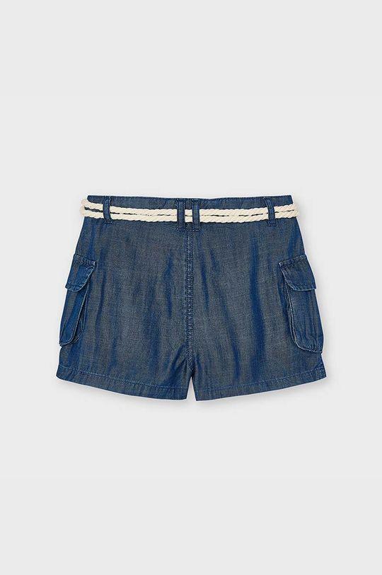 Mayoral - Detské krátke nohavice fialová