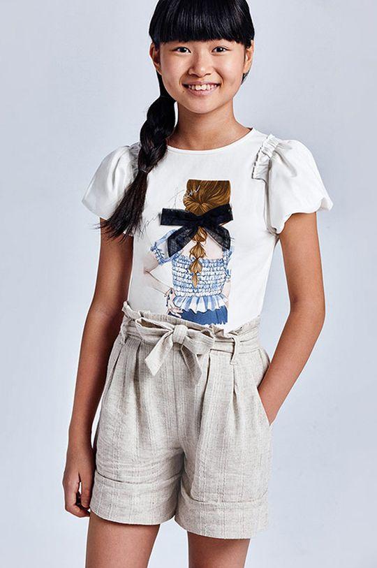 culoarea tenului Mayoral - Pantaloni scurti copii De fete