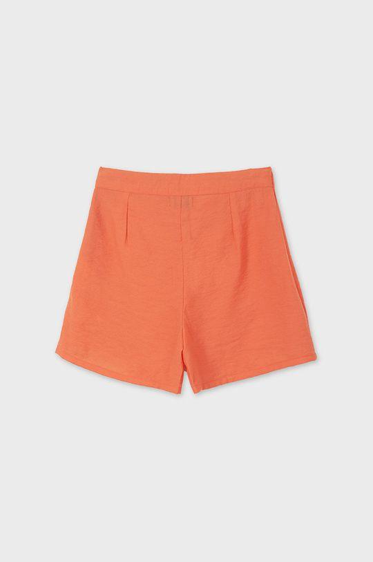 Mayoral - Pantaloni scurti copii portocaliu