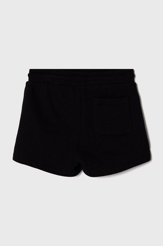 Calvin Klein Jeans - Szorty dziecięce 140-176 cm czarny
