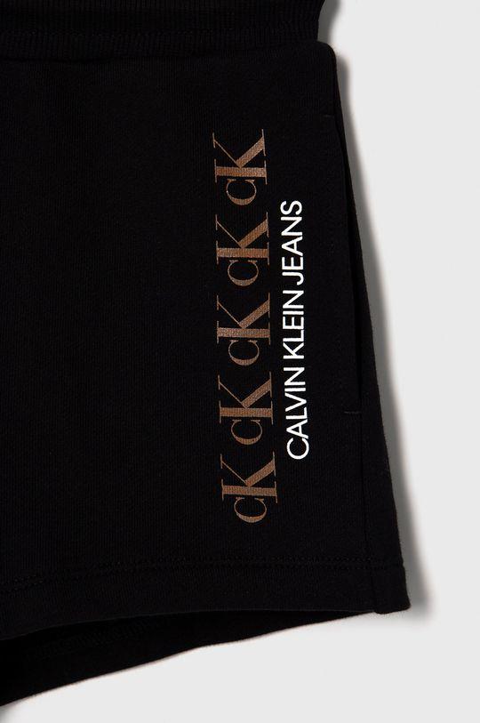 Calvin Klein Jeans - Szorty dziecięce 140-176 cm 100 % Bawełna