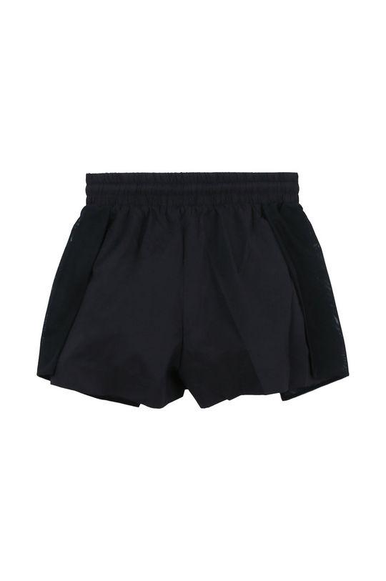 Dkny - Detské krátke nohavice čierna
