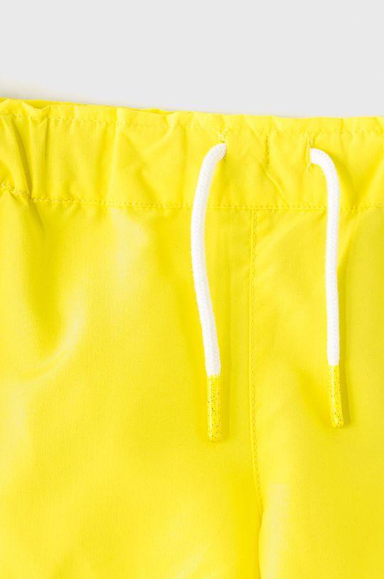 Name it - Dětské kraťasy 110-152 cm žlutá