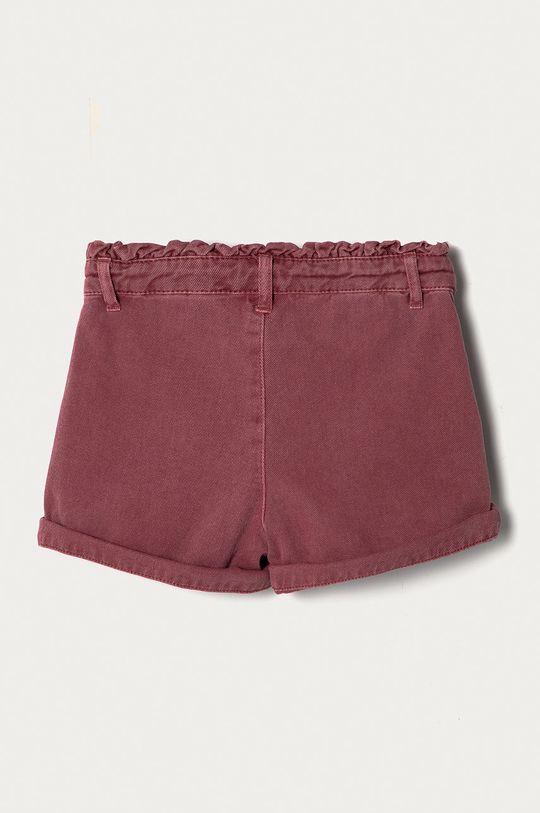 Name it - Dětské kraťasy 128-164 cm růžová