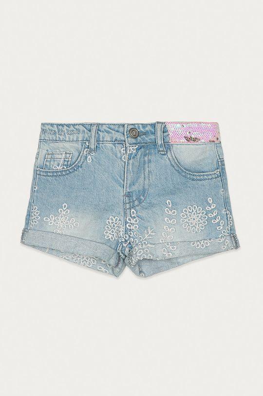 blady niebieski Desigual - Szorty jeansowe dziecięce 104-164 cm Dziewczęcy