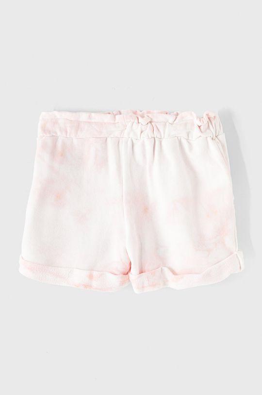 Pepe Jeans - Szorty dziecięce Resha 128-180 cm pastelowy różowy