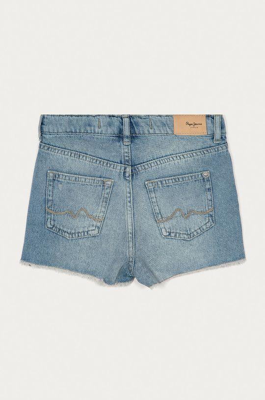 Pepe Jeans - Szorty jeansowe dziecięce Patty 128-180 cm niebieski