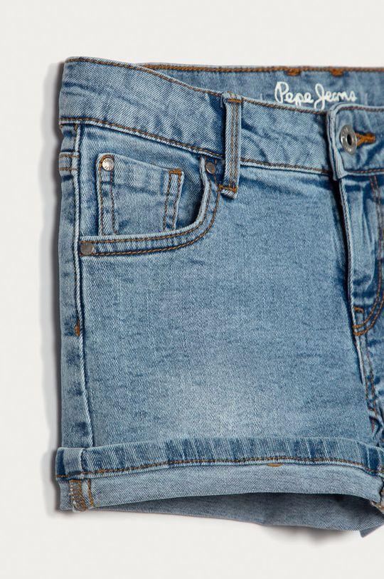 Pepe Jeans - Dětské riflové kraťasy Foxtail 128-180 cm
