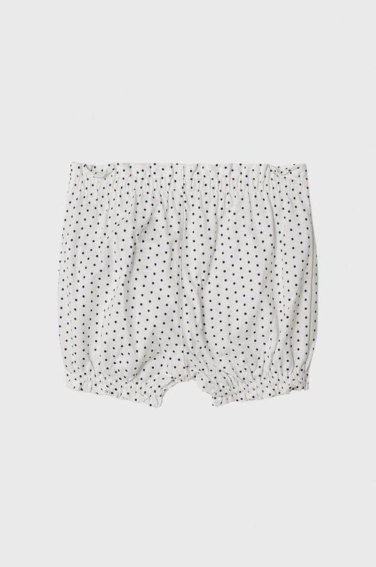 GAP - Pantaloni scurti copii 50-86 cm (3-pack)  100% Bumbac organic
