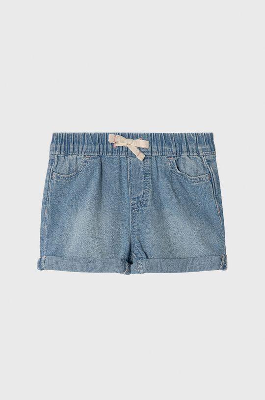 jasny niebieski GAP - Szorty jeansowe dziecięce 74-110 cm Dziewczęcy