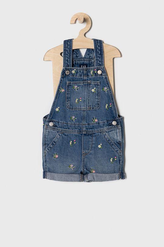 niebieski GAP - Ogrodniczki dziecięce 74-110 cm Dziewczęcy