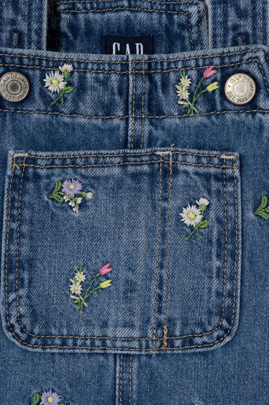 GAP - Ogrodniczki dziecięce 74-110 cm niebieski