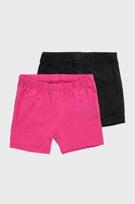 multicolor GAP - Szorty dziecięce 104-176 cm (3-pack) Dziewczęcy