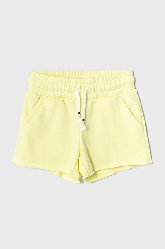jasně žlutá GAP - Dětské kraťasy 104-176 cm Dívčí