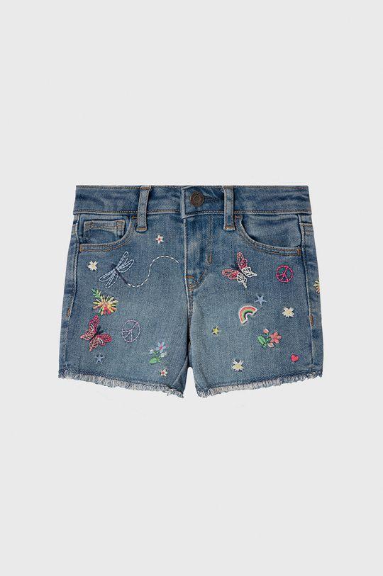 niebieski GAP - Szorty jeansowe dziecięce 104-176 cm Dziewczęcy