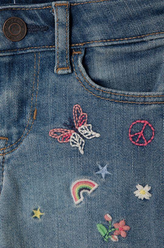 GAP - Szorty jeansowe dziecięce 104-176 cm Materiał 1: 1 % Elastan, 72 % Bawełna, 27 % Poliester, Materiał 2: 100 % Poliester