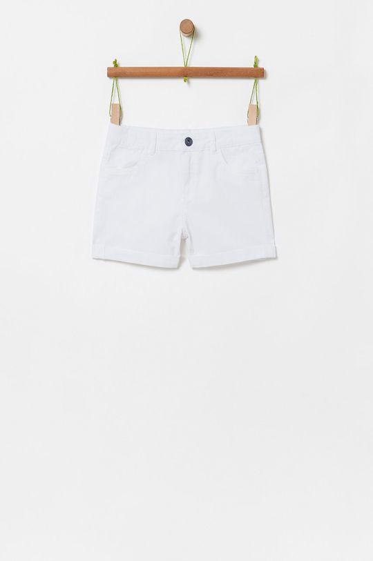 bílá OVS - Dětské kraťasy Dívčí