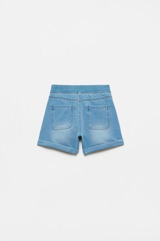 OVS - Detské krátke nohavice svetlomodrá