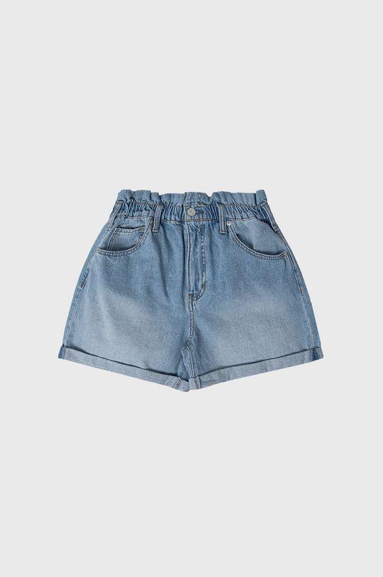 niebieski GAP - Szorty jeansowe dziecięce 128-188 cm Dziewczęcy