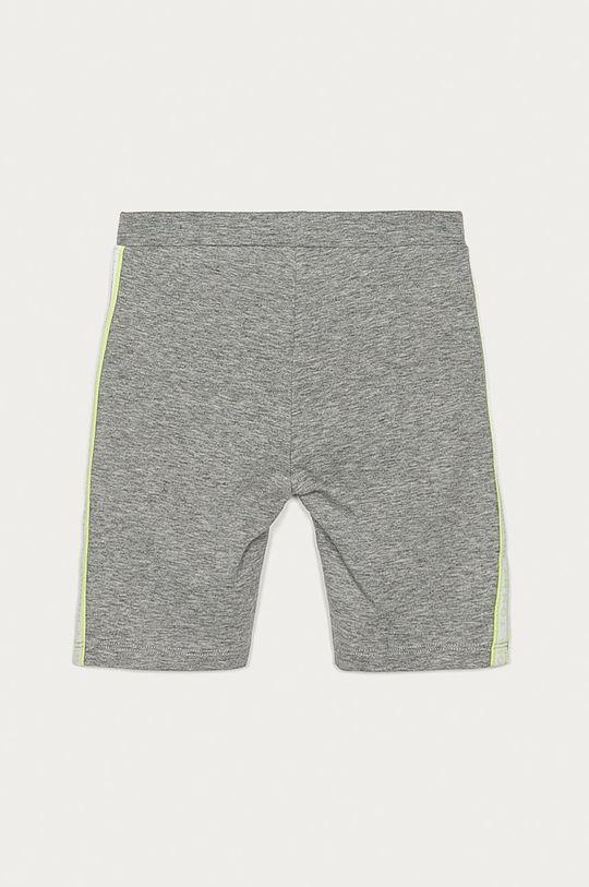 Tommy Hilfiger - Dětské kraťasy 104-176 cm světle šedá