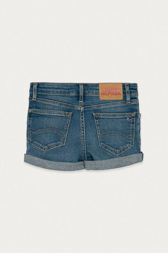 Tommy Hilfiger - Szorty jeansowe dziecięce 128-176 cm 98 % Bawełna, 2 % Elastan