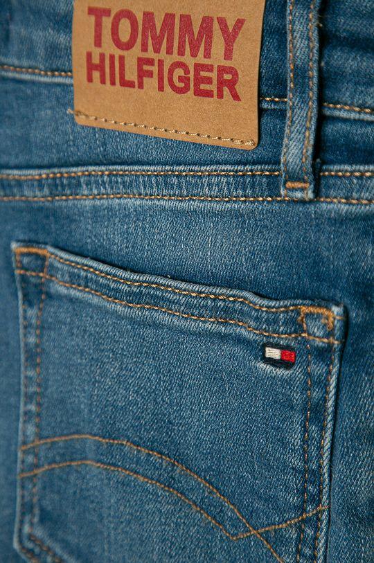 niebieski Tommy Hilfiger - Szorty jeansowe dziecięce 128-176 cm