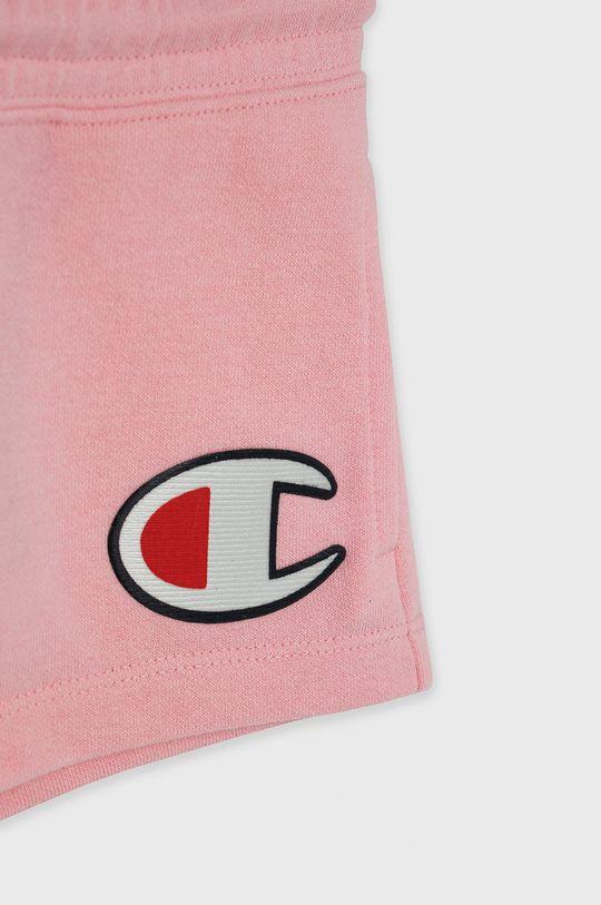 Champion - Szorty dziecięce 102-179 cm różowy