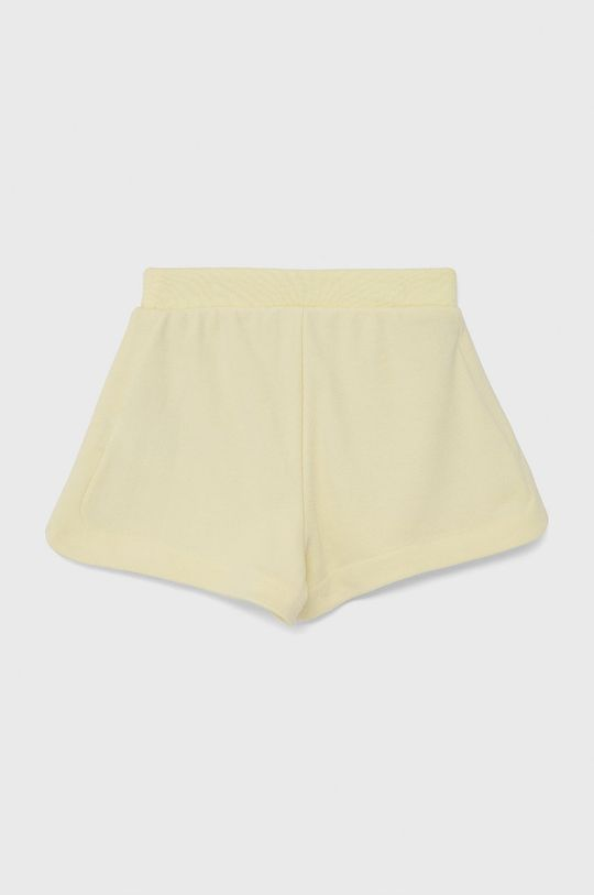 GAP - Szorty dziecięce jasny żółty