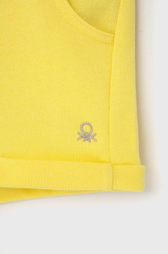United Colors of Benetton - Szorty dziecięce 100 % Bawełna