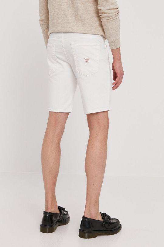 Guess - Szorty jeansowe 98 % Bawełna, 2 % Elastan