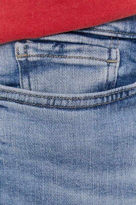 modrá Guess - Džínové šortky