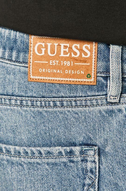 niebieski Guess - Szorty jeansowe