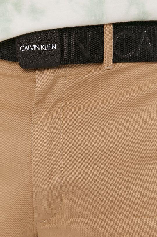 beżowy Calvin Klein - Szorty
