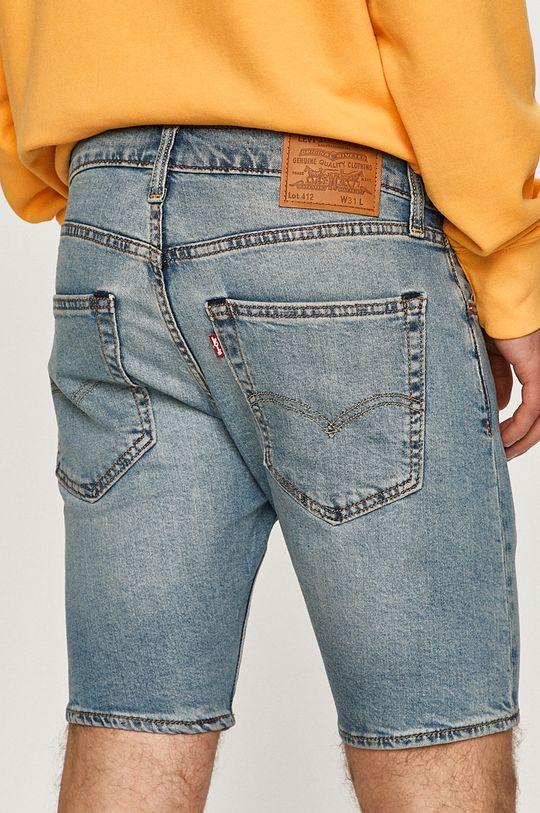 Levi's - Szorty jeansowe 70 % Bawełna, 2 % Elastan, 28 % Lyocell