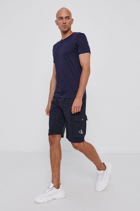 Calvin Klein Jeans - Szorty granatowy