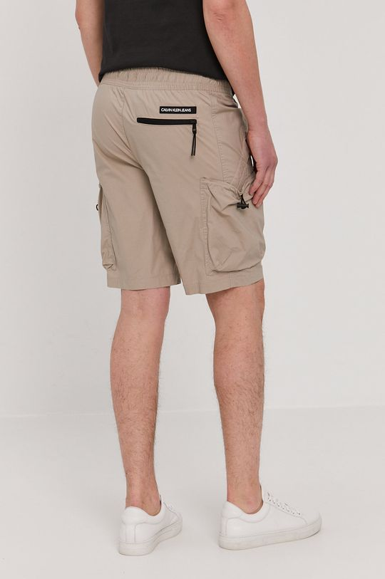 Calvin Klein Jeans - Kraťasy  97% Bavlna, 3% Elastan