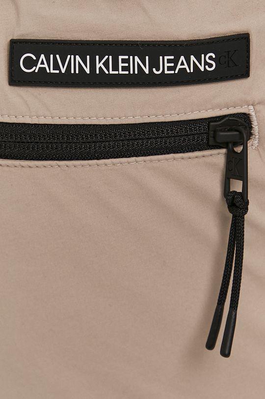 šedá Calvin Klein Jeans - Kraťasy