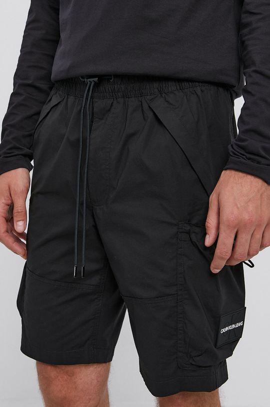 negru Calvin Klein Jeans - Pantaloni scurti De bărbați